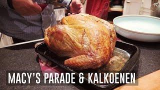 ZO vieren Amerikanen Thanksgiving! ★ NEW YORK VLOG #22 ✈ Trendgloss