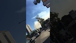 Griffith Park Fire 11.9.18