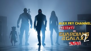 Guardians of the Galaxy Vol. 2 2017 - OST Soundtrack // #AlexFryChannel