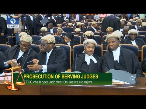 Justice Nganjuwa Judgement Challenge And Other Trending Court Cases In Focus |Law Weekly|