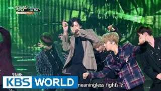 PENTAGON 펜타곤 Like This Music Bank 2017 09 29