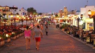Naama Bay, Şarm El Şeyh, Mısır
