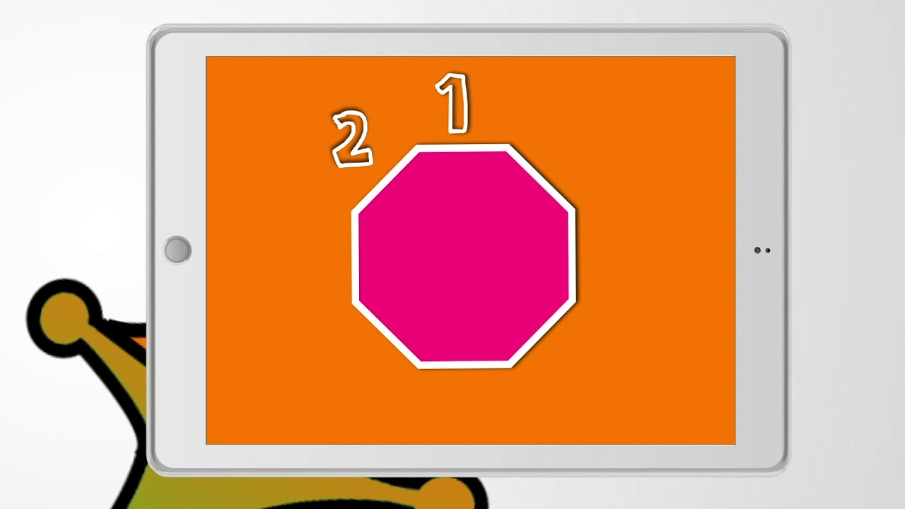 Shapes with Ruby - Octagon