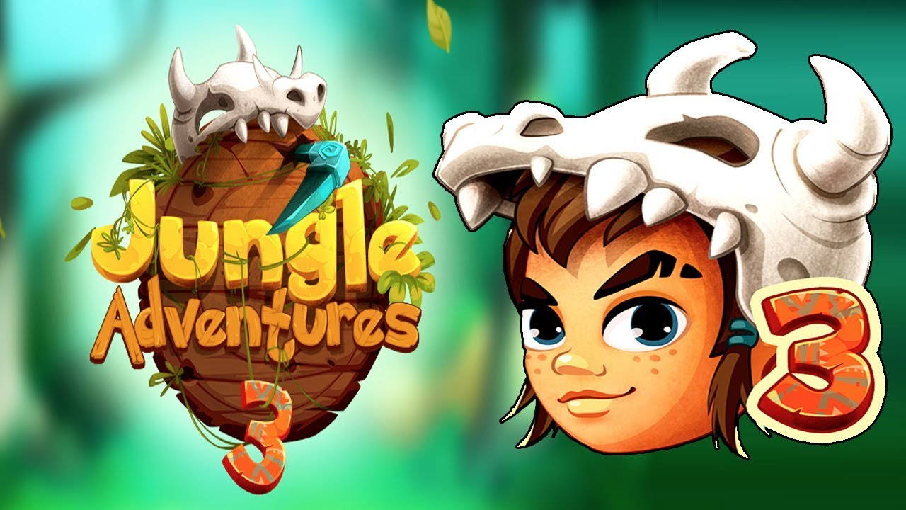 jungle adventures 3 android gameplay youtube. Black Bedroom Furniture Sets. Home Design Ideas