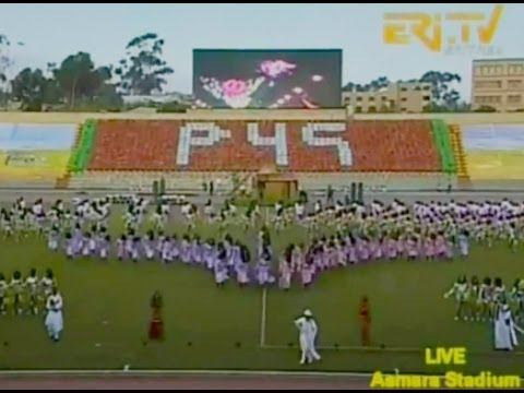 Eritrea 23rd Independence Day Celebrations - Asmara Stadium