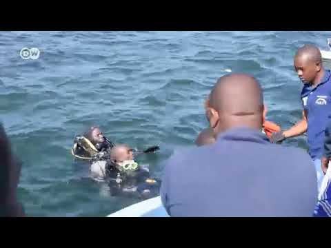 Mhandisi wa kivuko cha MV Nyerere apatikana akiwa hai