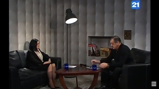 LIVE: «Вечерний разговор» c вице-председателем «Нашей Партии» Еленой Пануш 13.02.2017