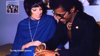 LIZA MINNELLI Rockabye Your Baby With A Dixie Melody SAMMY DAVIS