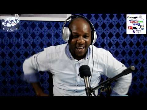 SPORTFM TV - PLATEAU FOOT EUROPE DU 15 AVRIL 2019 PRESENTE PAR ANGELO FOLLYKOE