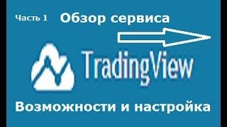 tradingView.com - обзор сервиса и регистрация