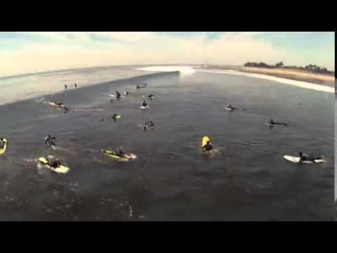 MALIBU HIGH WAVES - Beach Boys (Surfing USA)