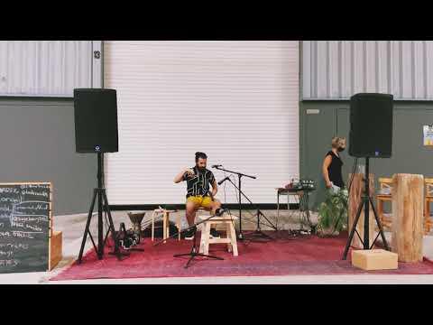 Tribal Didgeridoo performance 14/11/2020