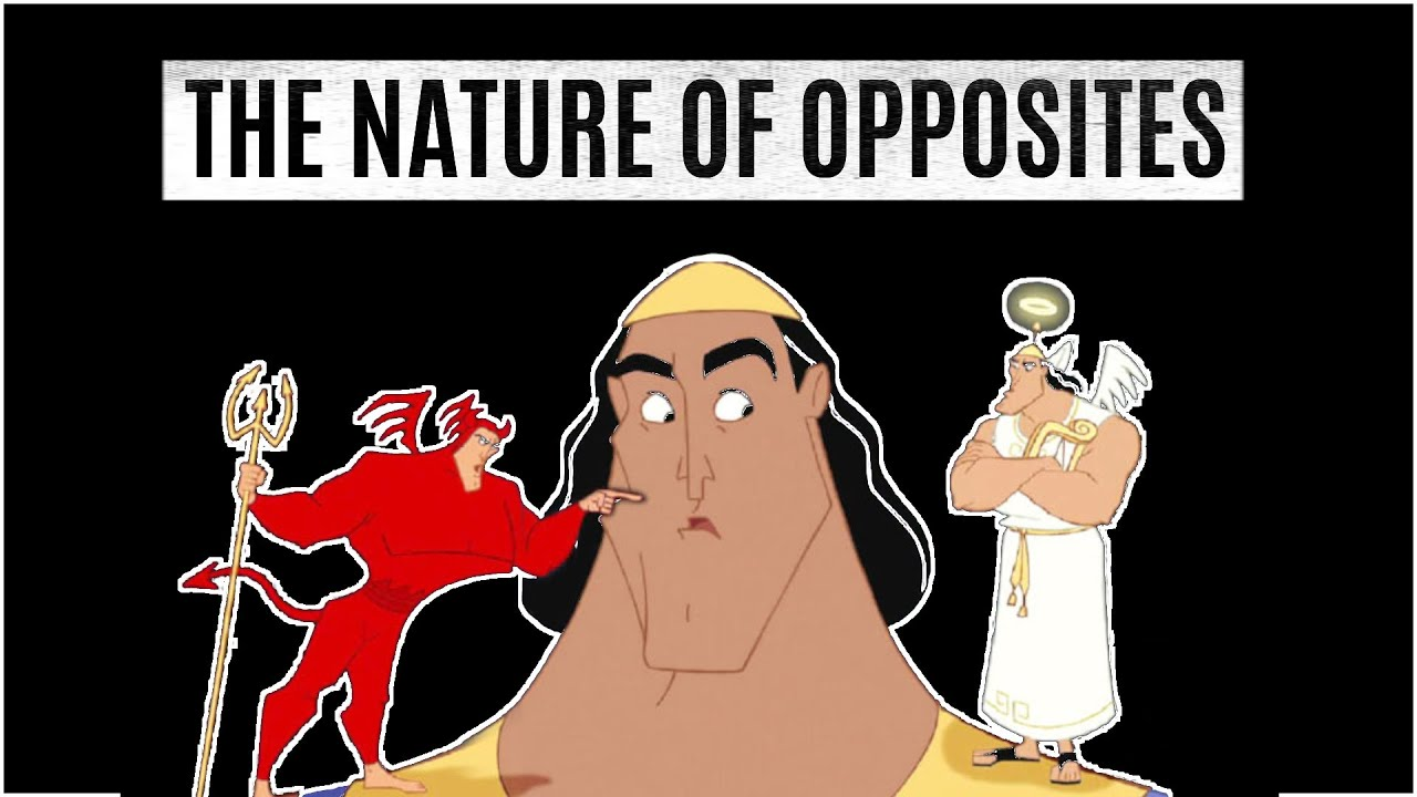The Nature Of Opposites