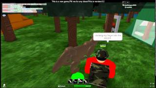 Roblox Movies:The Wolf's Revenge Part 1(The Wolf's View)