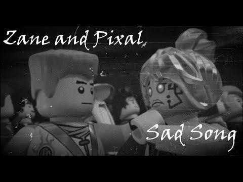 LEGO Ninjago   Zane♥Pixal   Sad Song
