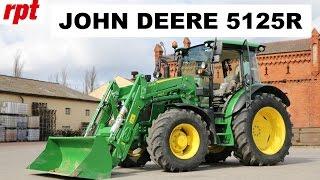 John Deere 5125R - rewers w małym przycisku
