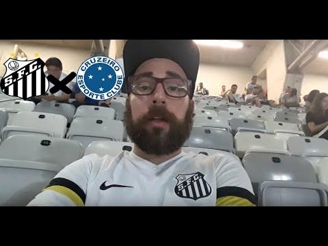 Santos 0 x 2 Cruzeiro - direto do Mineirão
