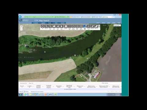Lat/Long/Elevation & National Hydrography Dataset (NHD) Finder Tool - EIM Training (5 of 10)