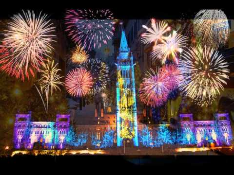 canada happy new year