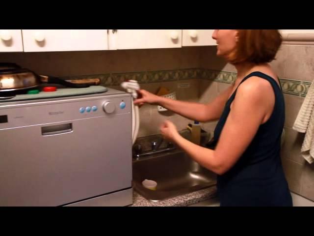 Edgestar Compact Dishwasher Demo You