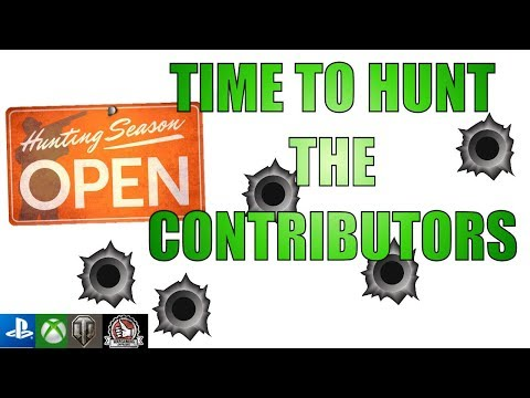Bounty Hunting starts soon - World of Tanks Console thumbnail