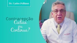 O que é contracepção contínua? | Dr. Carlos Politano