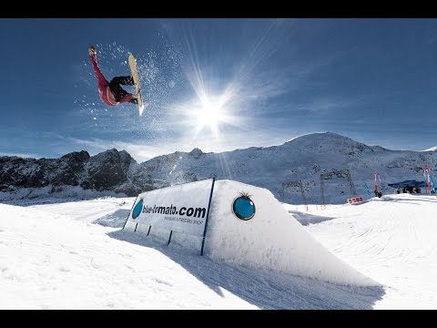 30. Kaunertal Opening 2015 – Best of Sessions
