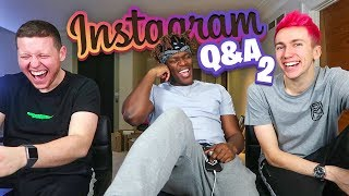 SIDEMEN INSTAGRAM Q&A PART 2