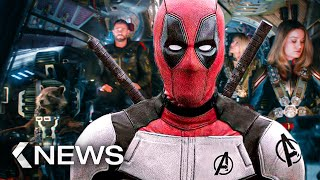 Deadpool 3 in MCU, Lord Of The Rings, The Witcher ... KinoCheck News
