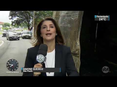 Polícia prende os dois maiores assaltantes de carro-forte de SP | SBT Brasil (11/11/17)