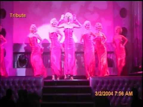 NYC Cabaret Dancers Show - Marilyn Monroe