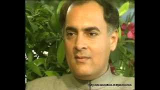 India's Rajiv - Part - 1 The Person