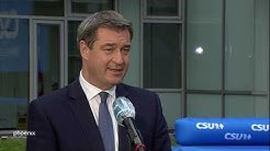 Markus Söder (CSU) im Interview bei Michael Kolz