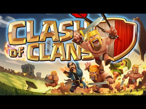 Clash of Clans Send Stickers on Chat