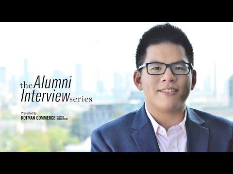 The Alumni Interview Series | Vol.01 Jeff Wang | Rotman Commerce Finance Association