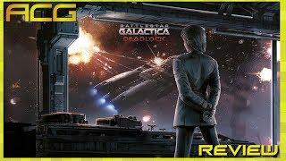 "Battlestar Galactica Deadlock Review ""Buy, Wait for Sale, Rent, Never Touch?"""