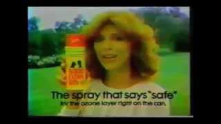 Tina Louise In Antiperspirant Commercial