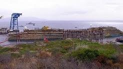Die letzte Reise der Costa Concordia