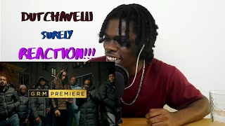 Dutchavelli - Surely [Music Video] | GRM Daily | REACTION!!!!