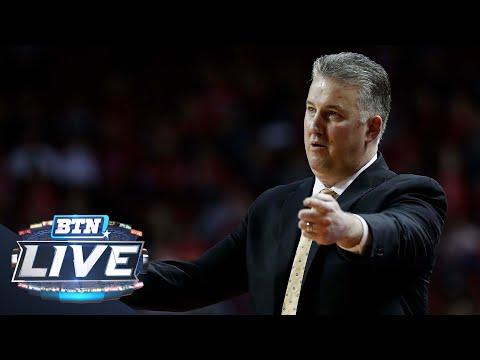 Purdue's Matt Painter Talks B1G Coach Of The Year Honor   2018-2019 Big Ten Basketball