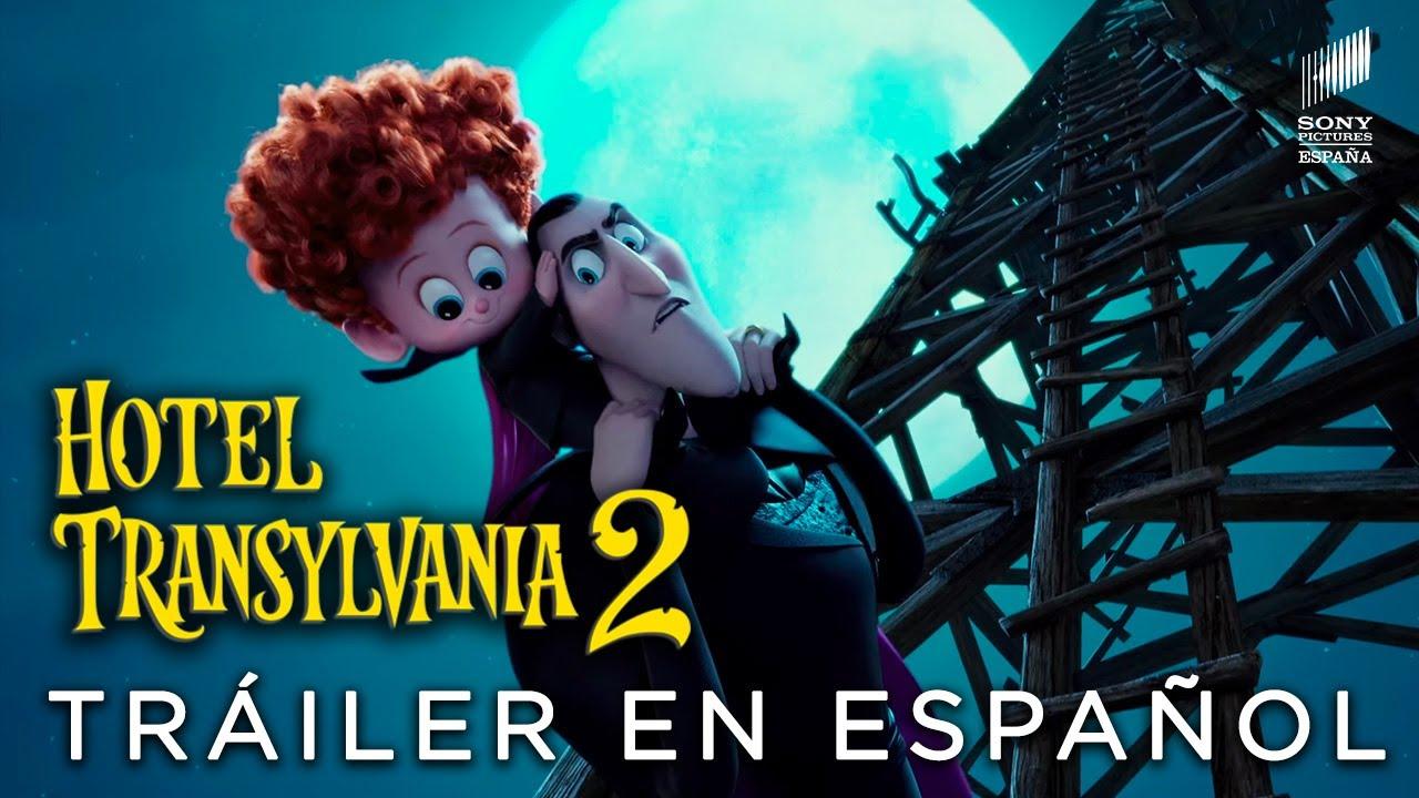 Hotel Transilvania 2. Teaser Triler En Espaol Hd. Ya