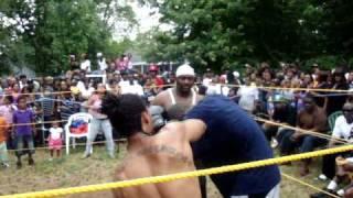 Eastside Backyard Brawl Chi-co vs. Steve ROUND 3