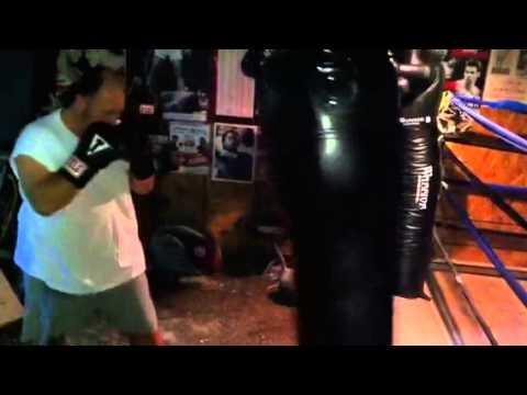 John Guthrie boxing clip