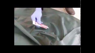 видео Что сделать чтобы не спускало надувной матрас?