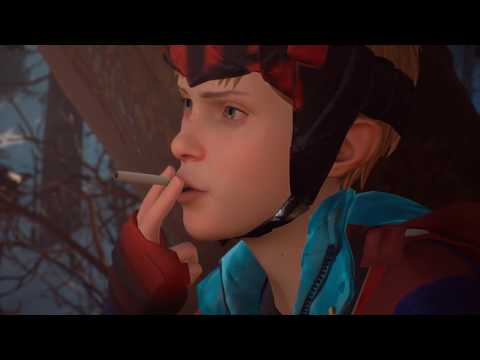 The Awesome Smoking of Captain Spirit
