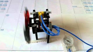 1 Zylinder Lego Technik Motor