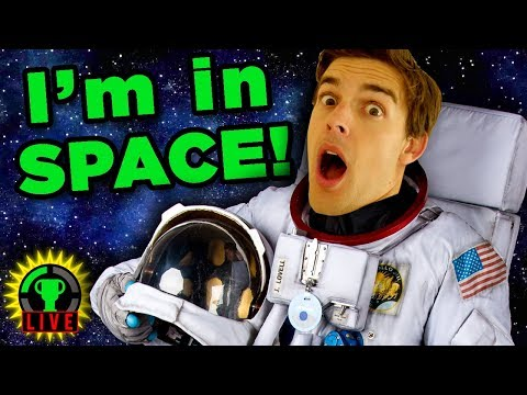 TRAPPED IN SPACE!   Lone Echo