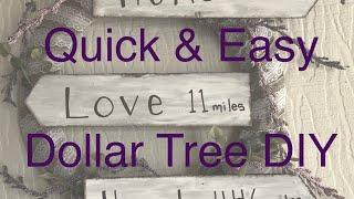 Dollar Tree DIY - Great Craft Fair and Gift Idea