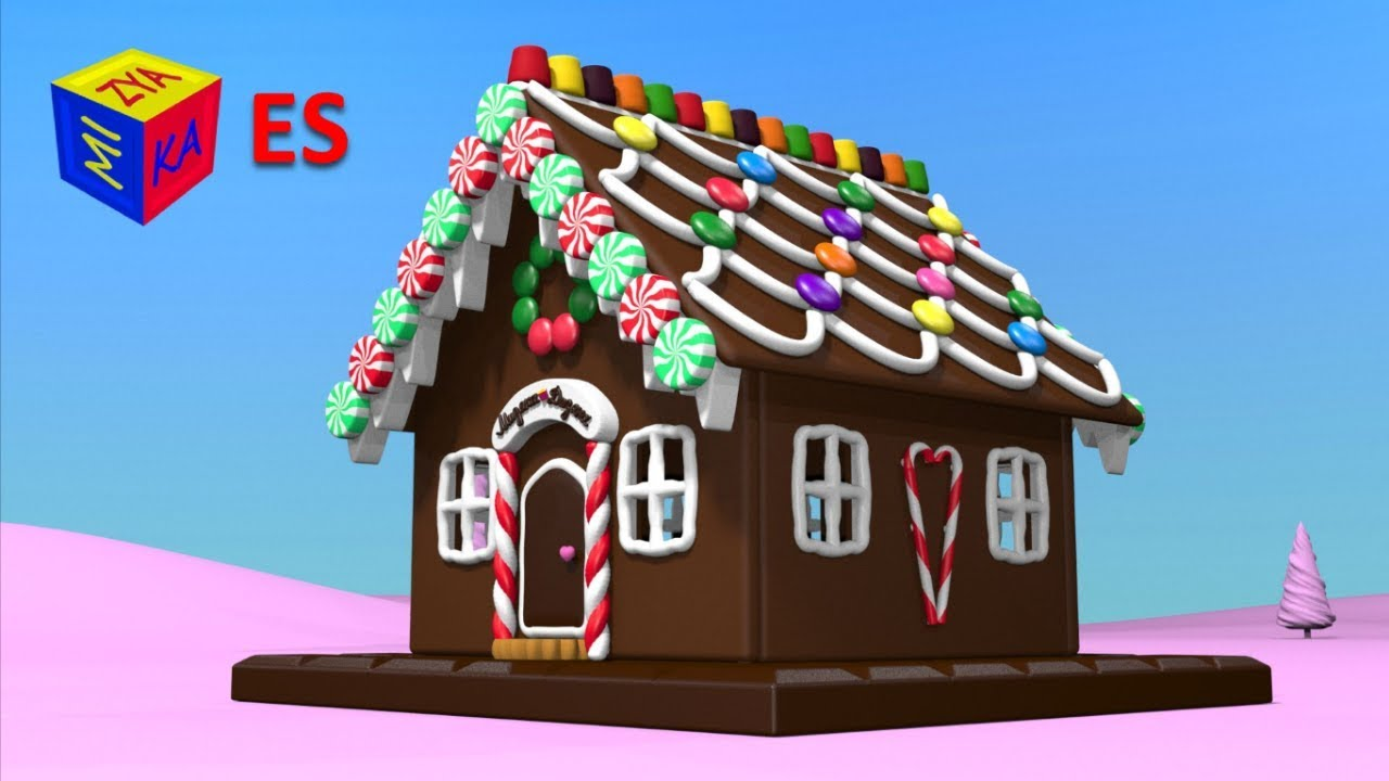 Juego de construcci n como hacer una casa de pan de - Juego de crear tu casa ...