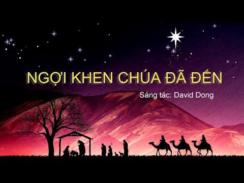 Ngợi khen Chúa đã đến_David Dong 2013